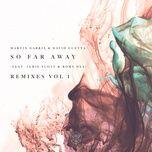 So Far Away (Remixes Vol. 1) (EP) - Martin Garrix, David Guetta, Jamie Scott, Romy Dya