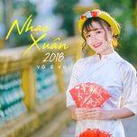 Nhạc Xuân 2018 (Single)