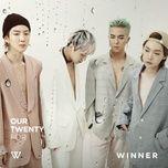 Our Twenty For (Japanese Album) - WINNER