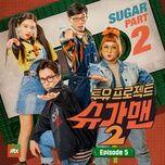 Two Yoo Project - Sugar Man 2 Part. 5 (Single) - SoYou, Jeong Se Woon