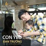 Con Yêu Của Ba (Single)