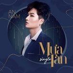 Mưa Tan Remix (Single)
