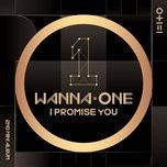 0+1=1 (I Promise You) (Mini Album) - WANNA ONE