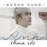 Anh Thua Rồi (Single)