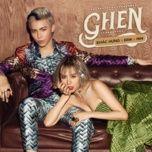 ghen - erik, min, khac hung