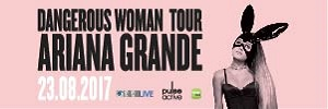 dangerous woman tour - ariana grande
