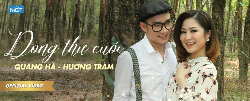 dong thu cuoi - quang ha, huong tram